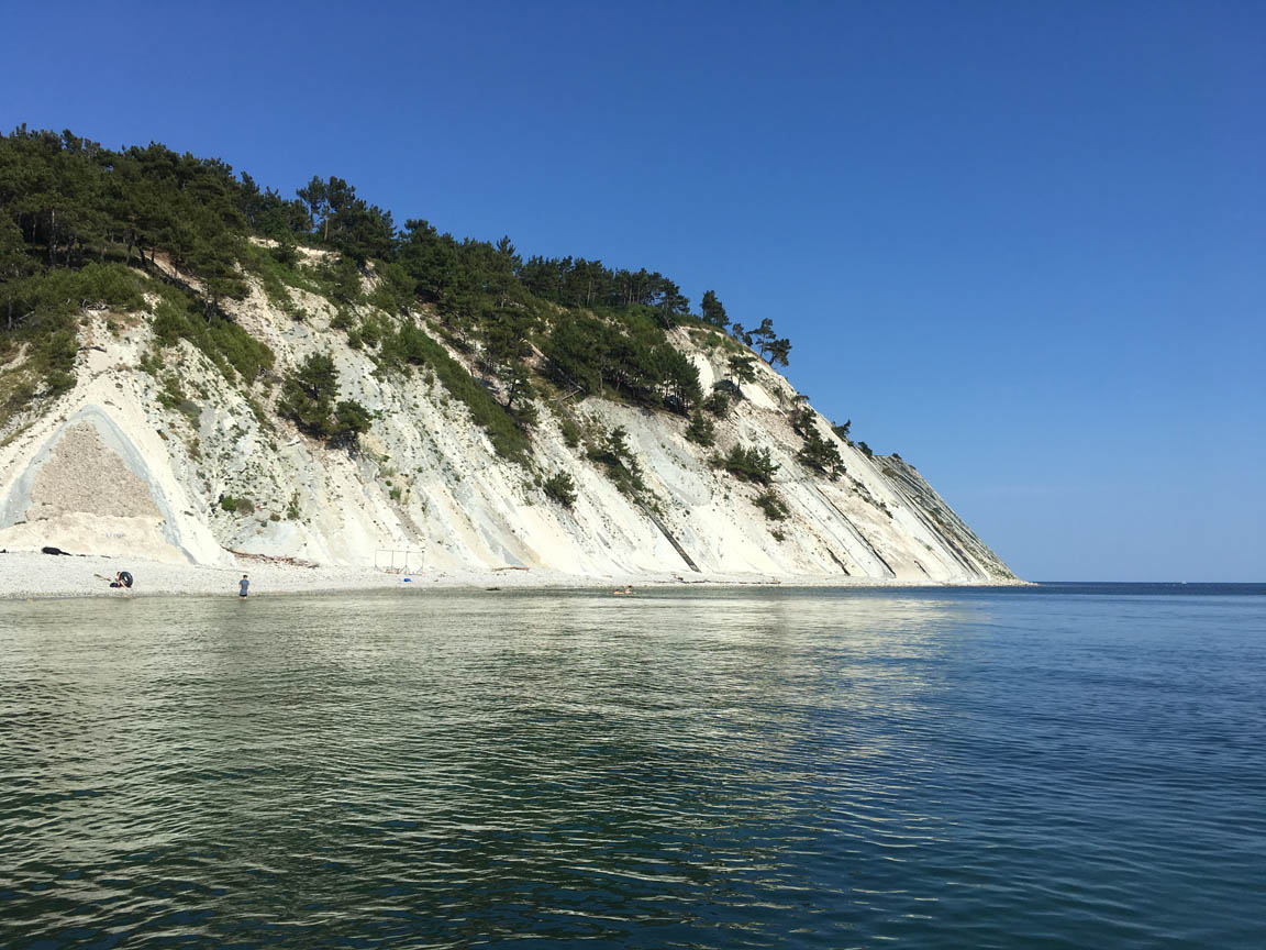 Ещё один дикий пляж
