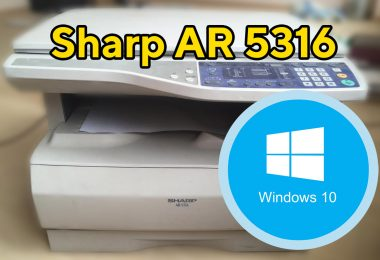 Sharp AR 5316