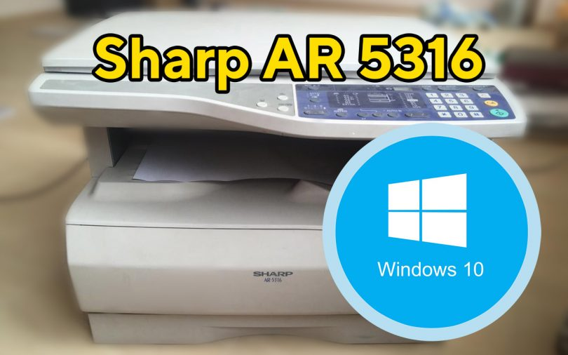Sharp AR 5316
