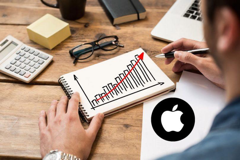 Как купить акции Apple